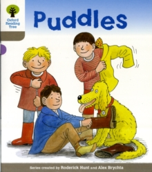 Oxford Reading Tree: Level 1: Decode and Develop: Puddles, Paperback / softback Book