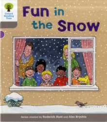 Oxford Reading Tree: Level 1: Decode and Develop: Fun in the Snow, Paperback / softback Book