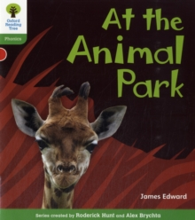 Oxford Reading Tree: Level 2: Floppy's Phonics Non-Fiction: At the Animal Park, Paperback / softback Book