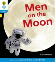 Oxford Reading Tree: Level 3: Floppy's Phonics Non-Fiction: Men on the Moon, Paperback / softback Book