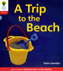 Oxford Reading Tree: Level 4: Floppy's Phonics Non-Fiction: A Trip to the Beach, Paperback / softback Book