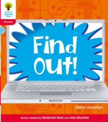 Oxford Reading Tree: Level 4: Floppy's Phonics Non-Fiction: Find Out!, Paperback / softback Book