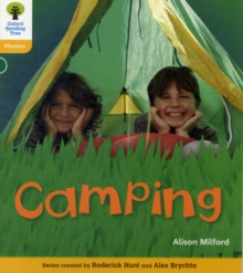 Oxford Reading Tree: Level 5: Floppy's Phonics Non-Fiction: Camping, Paperback / softback Book