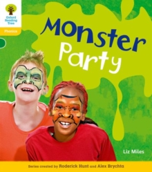Oxford Reading Tree: Level 5: Floppy's Phonics Non-Fiction: Monster Party, Paperback / softback Book