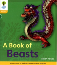 Oxford Reading Tree: Level 5A: Floppy's Phonics Non-Fiction: A Book of Beasts, Paperback / softback Book