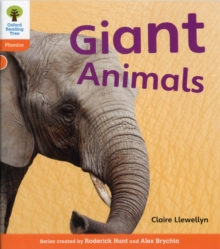 Oxford Reading Tree: Level 6: Floppy's Phonics Non-Fiction: Giant Animals, Paperback / softback Book