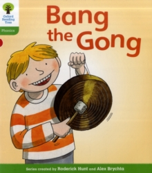 Oxford Reading Tree: Level 2: Floppy's Phonics Fiction: Bang the Gong, Paperback Book