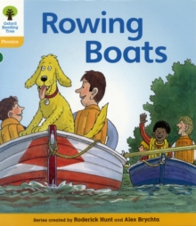 Oxford Reading Tree: Level 5: Floppy's Phonics Fiction: Rowing Boats, Paperback / softback Book
