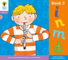 Oxford Reading Tree: Level 1+: Floppy's Phonics: Sounds and Letters: Book 2, Paperback / softback Book