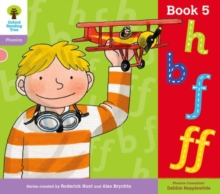Oxford Reading Tree: Level 1+: Floppy's Phonics: Sounds and Letters: Book 5, Paperback / softback Book