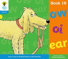 Oxford Reading Tree: Level 3: Floppy's Phonics: Sounds and Letters: Book 16, Paperback / softback Book