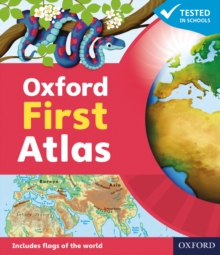 Oxford First Atlas, Paperback Book