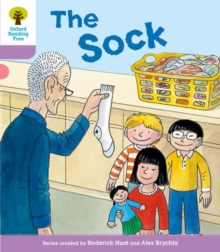 Oxford Reading Tree: Level 1+ More a Decode and Develop The Sock, Paperback / softback Book