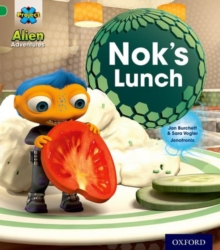 Project X: Alien Adventures: Green: Nok's Lunch, Paperback / softback Book