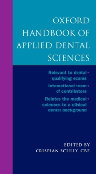 Oxford Handbook of Applied Dental Sciences, Part-work (fasciculo) Book