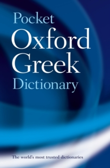 The Pocket Oxford Greek Dictionary, Paperback / softback Book