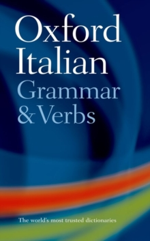 Oxford Italian Grammar and Verbs, Paperback Book