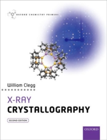 X-Ray Crystallography, Paperback / softback Book