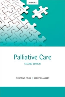 Palliative Care, Paperback Book
