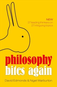 Philosophy Bites Again, Hardback Book