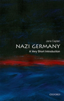 Nazi Germany: A Very Short Introduction, Paperback / softback Book
