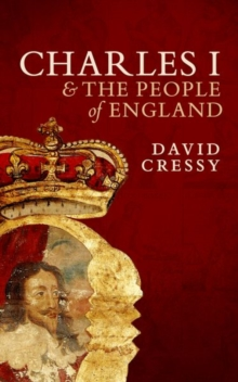 Charles I and the People of England, Paperback / softback Book