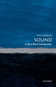Sound: A Very Short Introduction, Paperback / softback Book