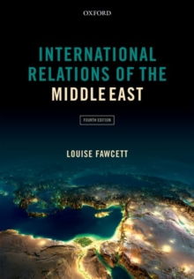 International Relations of the Middle East, Paperback Book
