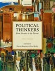 Political Thinkers : From Socrates to the Present, Paperback Book
