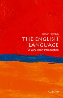 The English Language: A Very Short Introduction, Paperback Book