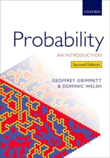 Probability : An Introduction, Paperback Book