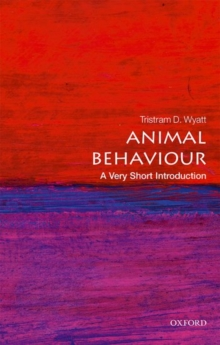 Animal Behaviour: A Very Short Introduction, Paperback / softback Book