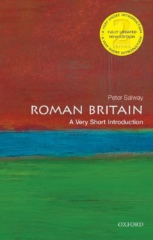 Roman Britain: A Very Short Introduction, Paperback / softback Book