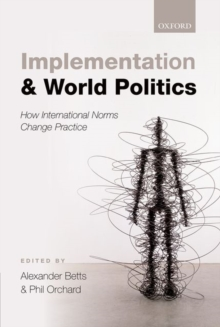 Implementation and World Politics : How International Norms Change Practice, Hardback Book