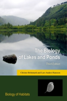 The Biology of Lakes and Ponds, Paperback / softback Book