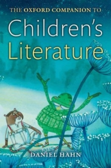 The Oxford Companion to Children's Literature, Paperback Book