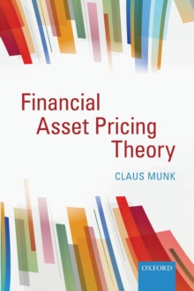Financial Asset Pricing Theory, Paperback Book