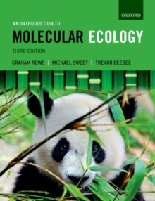 An Introduction to Molecular Ecology, Paperback Book