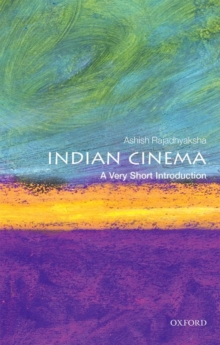 Indian Cinema: A Very Short Introduction, Paperback / softback Book