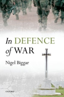 In Defence of War, Paperback / softback Book