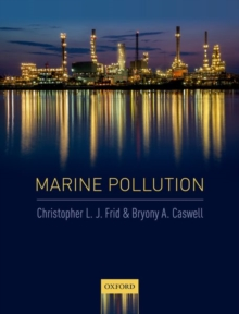 Marine Pollution, Paperback Book