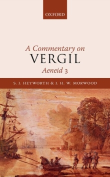 A Commentary on Vergil, Aeneid 3, Paperback / softback Book