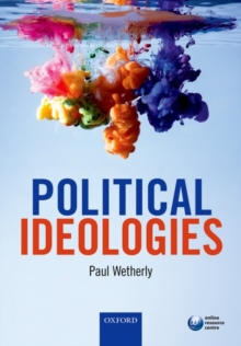 Political Ideologies, Paperback Book