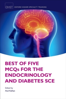Best of Five MCQs for the Endocrinology and Diabetes SCE, Paperback / softback Book