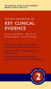 Oxford Handbook of Key Clinical Evidence, Part-work (fasciculo) Book
