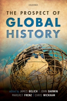 The Prospect of Global History, Hardback Book