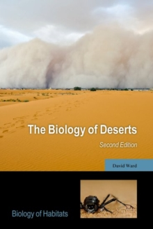 The Biology of Deserts, Paperback / softback Book