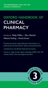 Oxford Handbook of Clinical Pharmacy, Part-work (fasciculo) Book