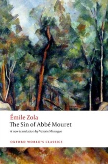 The Sin of Abbe Mouret, Paperback Book