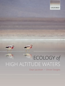 Ecology of High Altitude Waters, Paperback Book